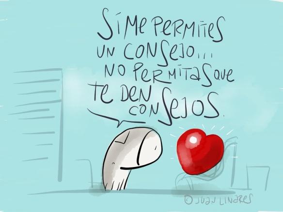 El corazón sabe