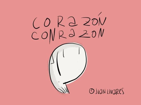 coNrazón, corazón