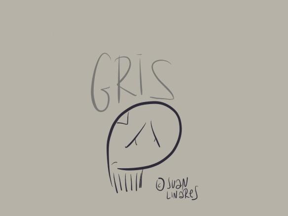 Gris (de los colores del alma)